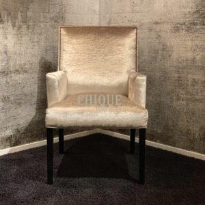Luxe maatwerk stoel Ella - CHIQUE Concept
