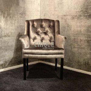 Luxe eetkamerstoel - CHIQUE Concept - Jessy