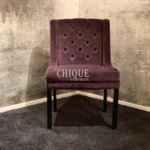 Luxe eetkamerstoel Fiona - CHIQUE Concept