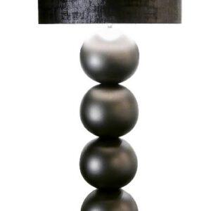CHIQUE Interieurs - Stout Verlichting - Milano vloerlamp 5 bollen - Black Pearl