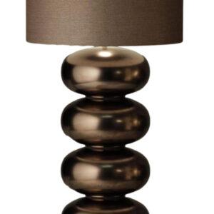 CHIQUE Interieurs - Stout Verlichting - Vloerlamp Daytona 5x bol liggend - Rose Bronze Mat