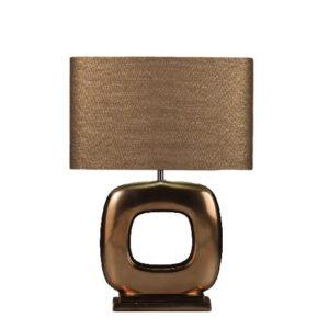 CHIQUE interieurs - Stout Verlichting - Maxime tafellamp - Golden Brons