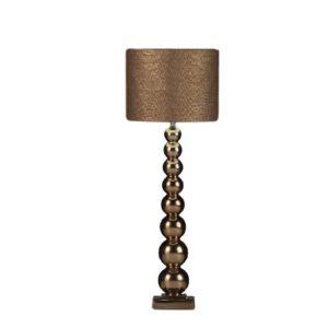 Stout Verlichting - Milano Tafellamp Kandelaar 8 bol Golden Brons