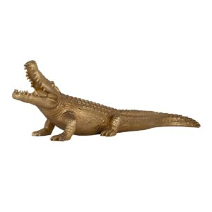Krokodil_goud_Crocodile_gold_Richmond