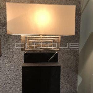 Luxury_tafellamp_avalon_CHIQUE_Concept_zilver