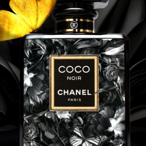 Chanel noir angela gomes chique interieurs