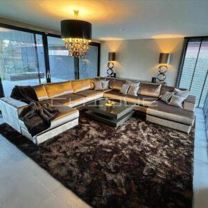 CHIQUE Concept - Bankstel Dusseldorf Lounge bank luxury