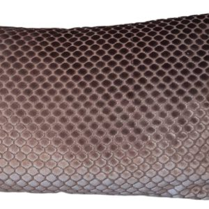 CHIQUE Concept pillow - luxe sierkussen raffel blush S 50x35cm