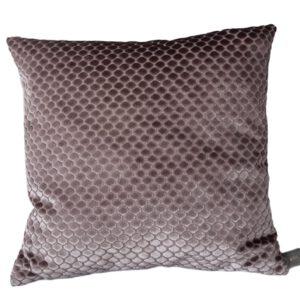 CHIQUE Concept pillow - luxe sierkussen raffel blush M 45x45cm