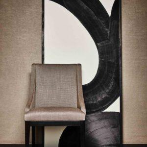 rosewood - eetkamerstoel - Eric Kuster Metropolitan Luxury